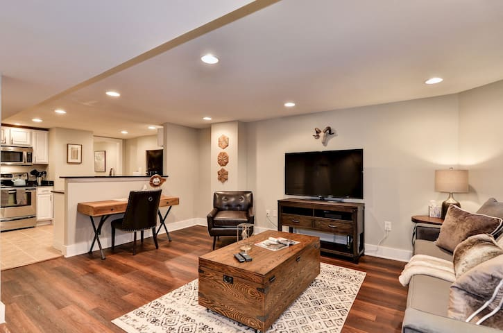 Luxury 1 BR English Basement in Perfect Location