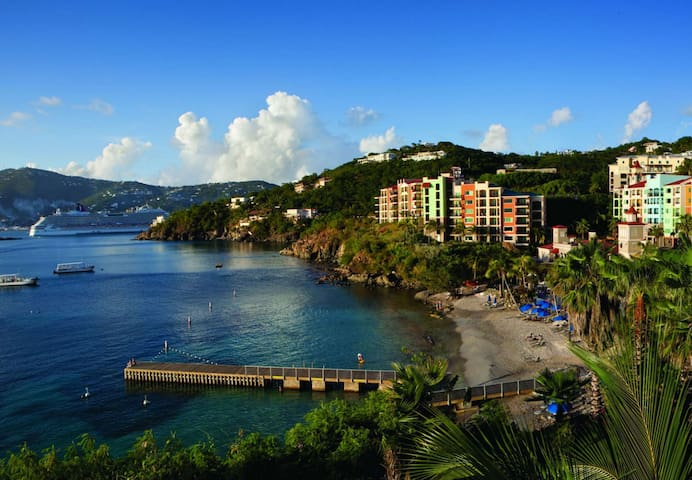Marriott Frenchman's Cove St Thomas USVI 2 Bedroom