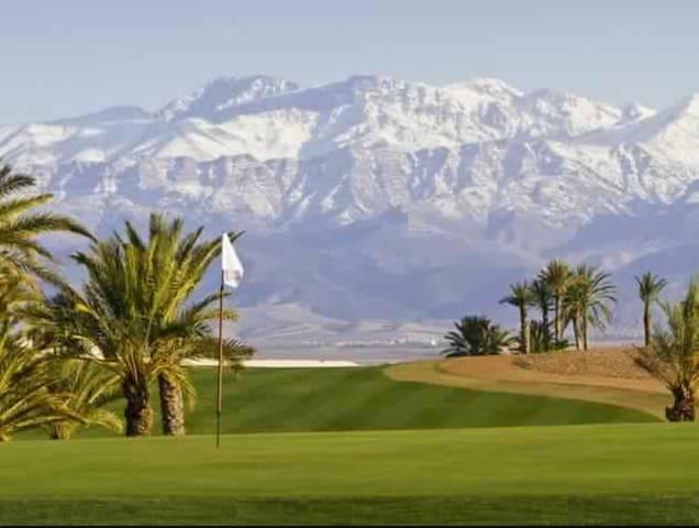 Villa DALYA avec CUISINIERE SAMANAH - Marrakech - Villa