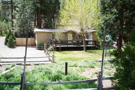 Grizzly Road Retreat - Portola