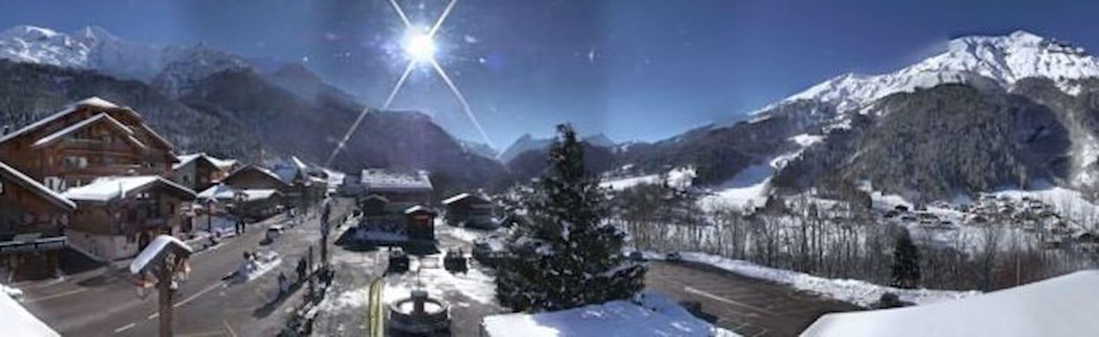 POOL Summer  + Mont Blanc Massif 40m2