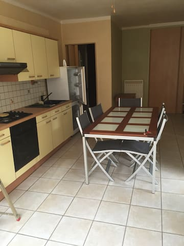 Grand T2 au cœur du village - Saint-Bonnet-en-Champsaur - Apartment