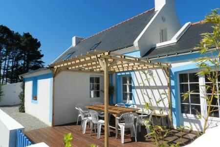 Votre Location de vacance à Belle Ile en Mer ! - Locmaria - Casa