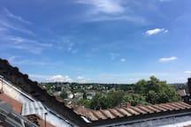 Traumblick über Wiesbaden