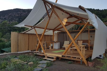 Glamping Experience with Stunning View