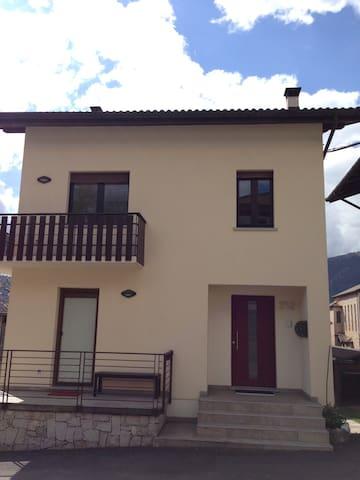 Appartamento alle porte delle Dolomiti - Sorriva - Byt