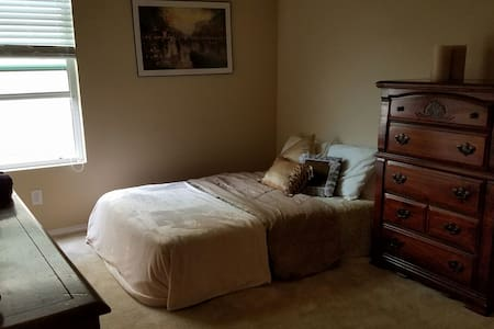 Cozy Room near Lackland/Medina Joint Base SA - San Antonio