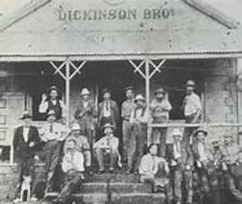 Old Mining Town that started in 1891 and steeped in history