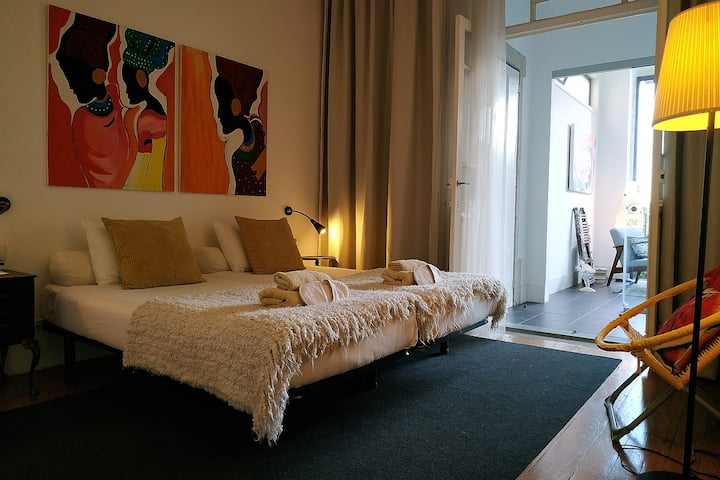 Oporto Center Private Room1