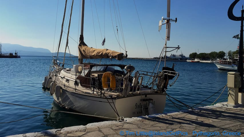 Sailing Vessel Island Girl - Güzelbahçe