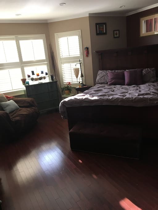Large Master Bedroom In Large Modern 2 Story Home Houses For Rent In San Francisco California