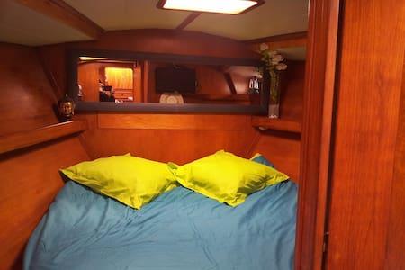 Cabine du capitaine (2 personnes) - Porto Cheli - Barca