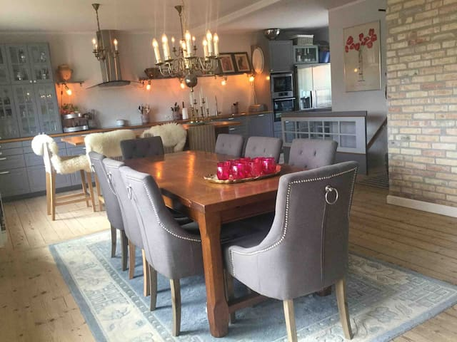 Cosy and family friendly townhouse for 5 persons