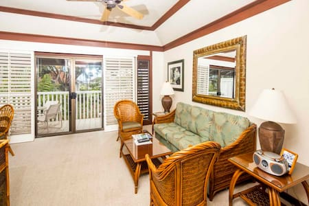 Kiahuna Plantation - 1 Bedroom Partial Ocean View #2067 - KOLOA, KAUAI - Кондоминиум