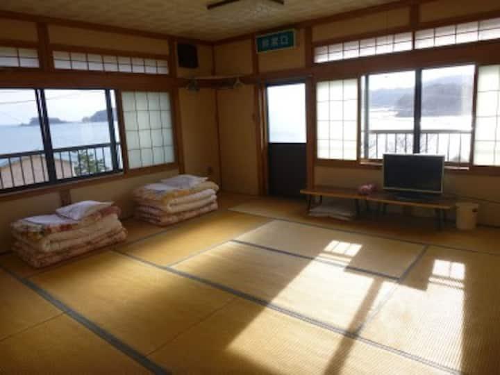 Takamasu Minshuku★10 ppl★AmazingView 6 min