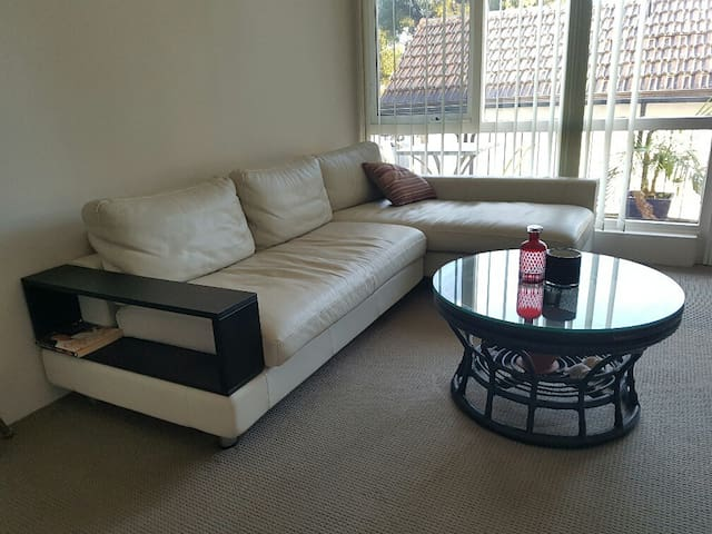 Spacious Modern Apartment Close to Sydney CBD - Ashfield - Apartamento
