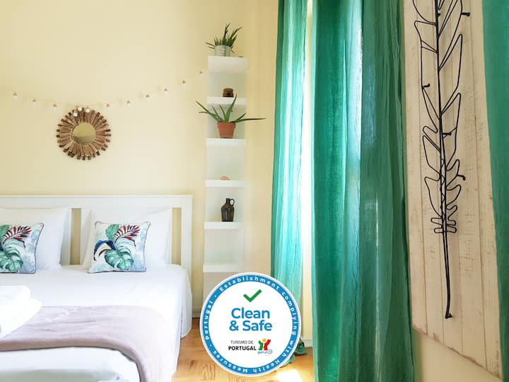 Green Element Guesthouse - Aloe Vera Room
