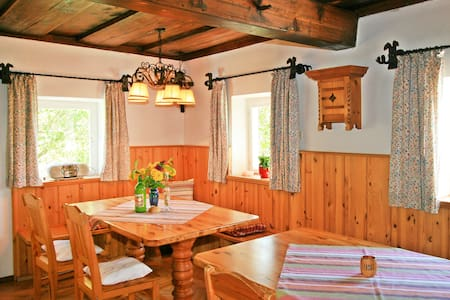 6-room farmhouse 150 m² House Sonnleiten in Schlierbach - Abtenau - Huis