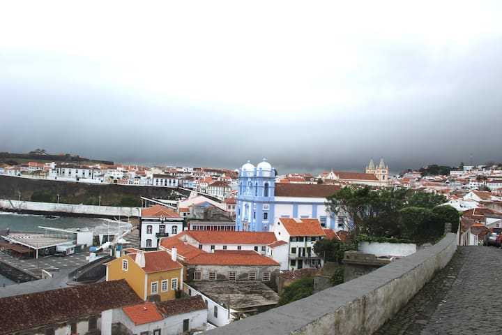 Perfect View Historic Center Flat - Angra do Heroísmo - Leilighet