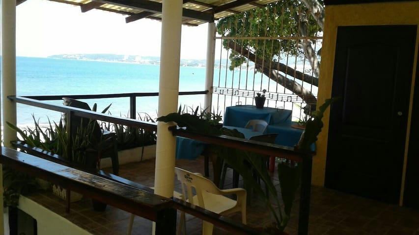 Comodo studio centrico con playa - Bucerías - Rumah