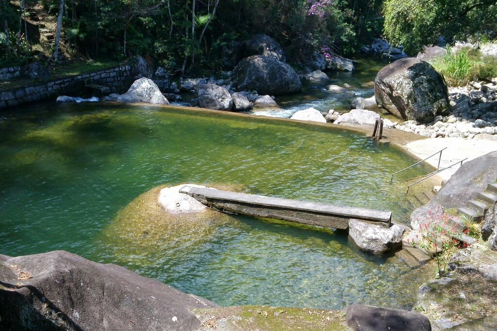 Piscina Grande do RSC - rio Campo Belo