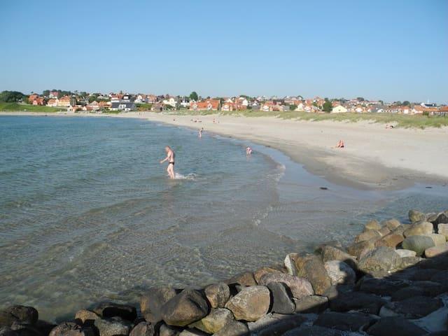 Hundested- Lynæs tæt på strand og hyggelige havne. - Hundested - Casa