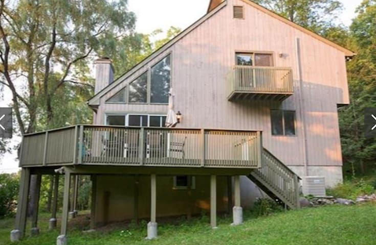 Secluded Modern Getaway 1hr fr NYC! - Greenwood Lake - Σπίτι