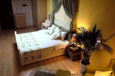 春熙路太古里附近加州阳光大床房 - Chengdu - Apartment