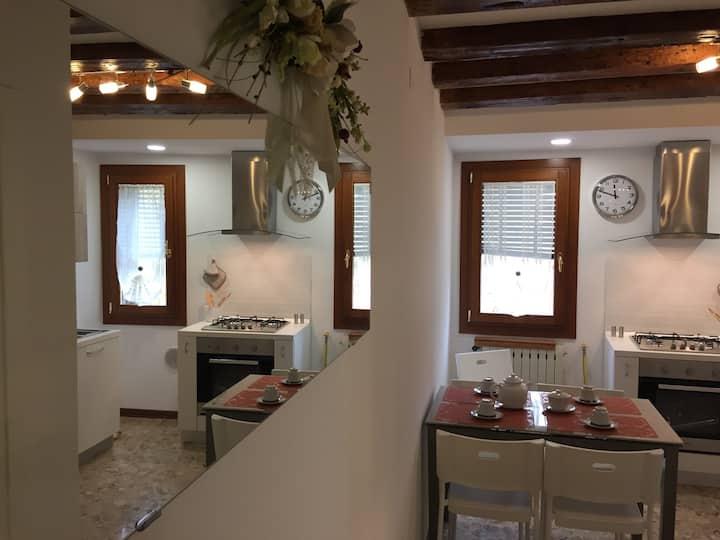 Apartment in the heart of the Sestiere di Castello