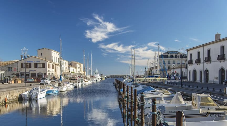 The sunny South of France awaits you! - Marseillan - Bed & Breakfast