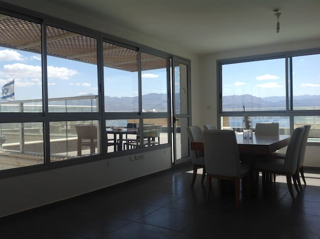 Appartement / piscine / vue mer - Eilat - Appartement