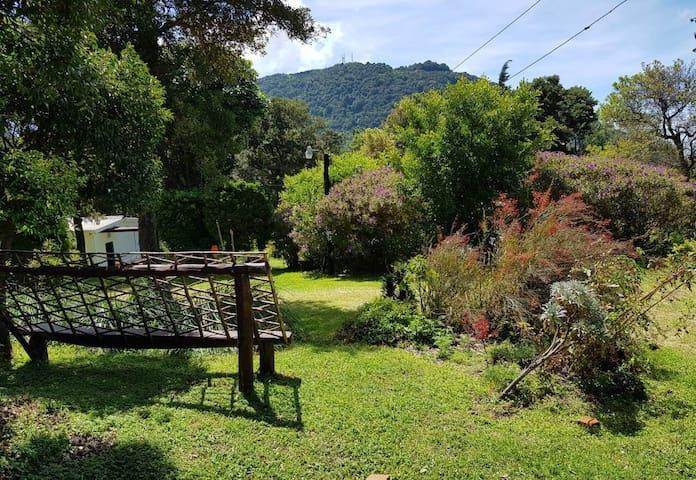 Casa familiar de montaña en Cerro Verde
