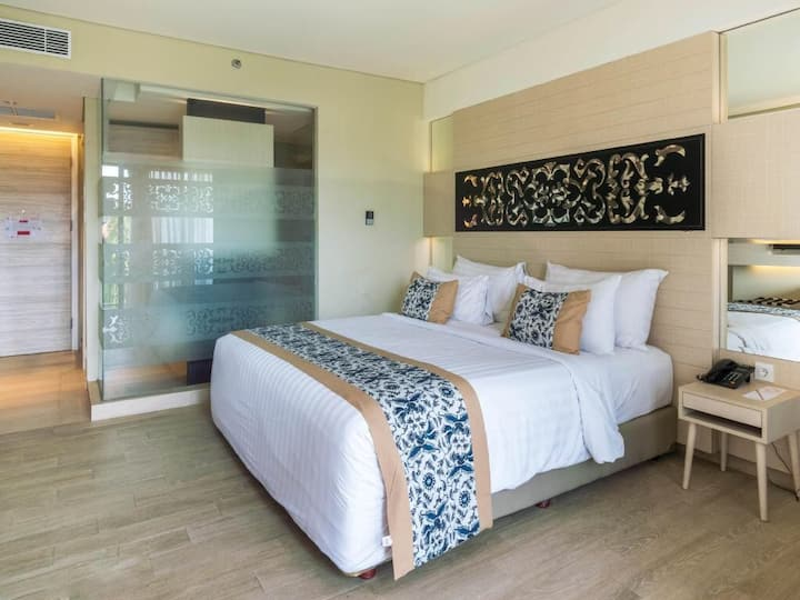 Swiss bell Tuban,Bali-best rate Deluxe room