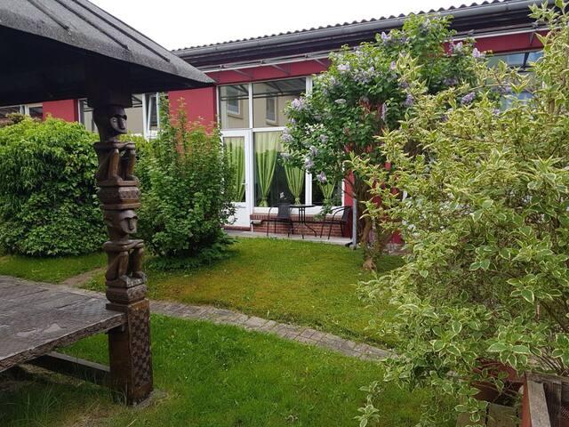Loft Wohnung/ ruhig und gemütlich - Nähe Südstrand