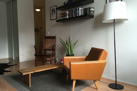 Lovely apartment next to downtown - Oulu