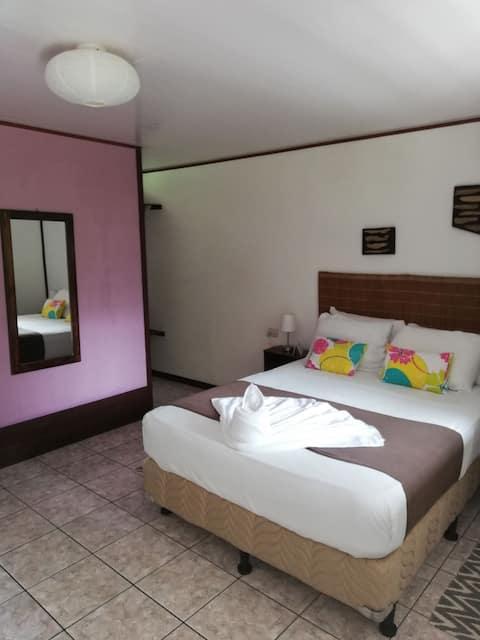 Habitación doble Aracari Garden Hostel