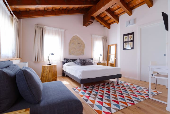 B&B Mulino di Campese, Room 1 - Bassano del Grappa - Bed & Breakfast