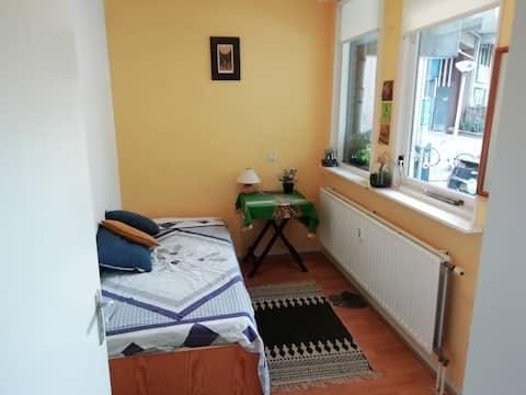 Room in family house Casa Rivera
