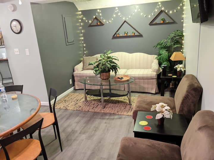 Relaxing Boho Hideaway in Historic Dundee