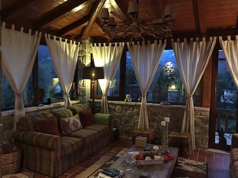 Σαλόνι//Living Room