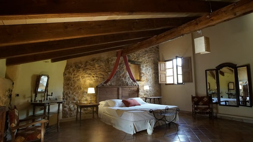 Very Special Room in beautiful Serra de Tramuntana