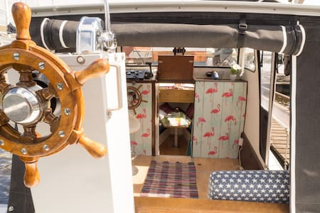 Vakantieboot Swalker ( geen vaarbewijs nodig! ) - De Woude - Boat