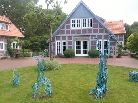 Overnight stay in beautiful surroundings Wüsting