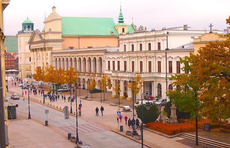 Royal Way Snug, Warsaw