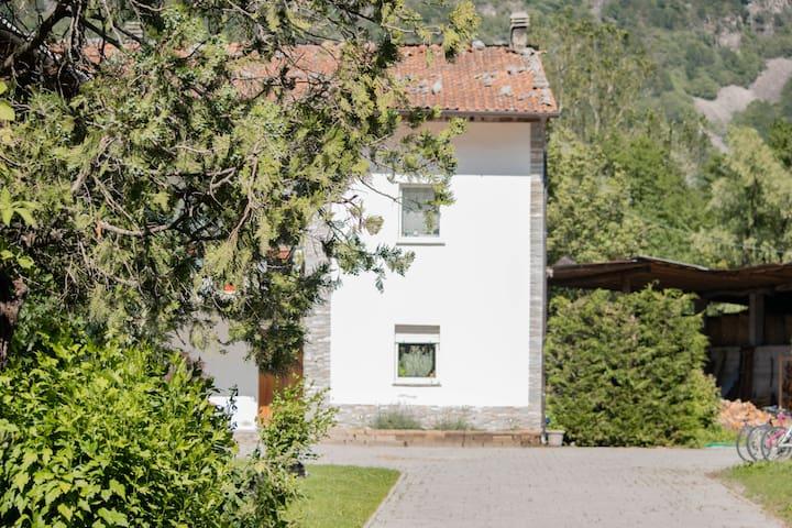 Prato Alpino | due camere con bagno privato