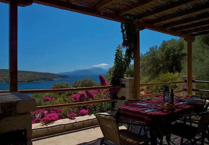 Apartments in villa vith seaview - Lefkada - Apartamento