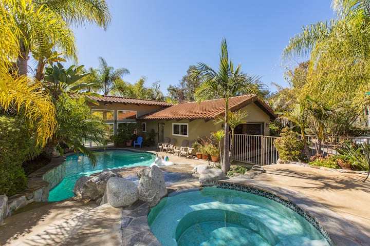 Bamboo Lake House 3 Bedroom 3 Bath Private House Houses For Rent In Vista California United States