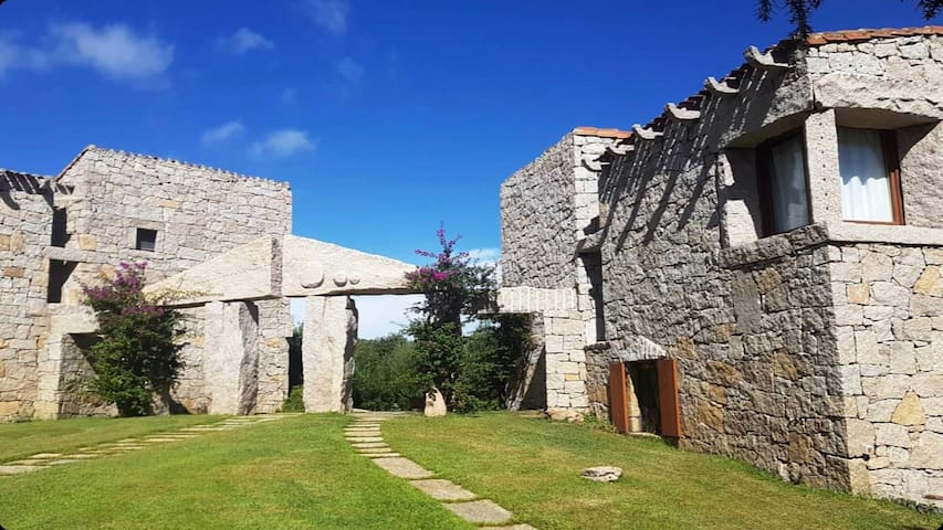 Villa Smeralda, 360° Panoramic View.