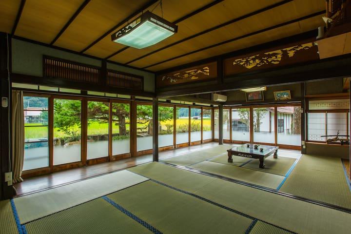 Peaceful Traditional Countryside House・Hiroshima