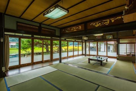 Casa de campo tradicional pacífica ・Hiroshima